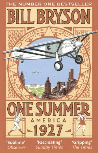 9780552779401: One Summer: America 1927