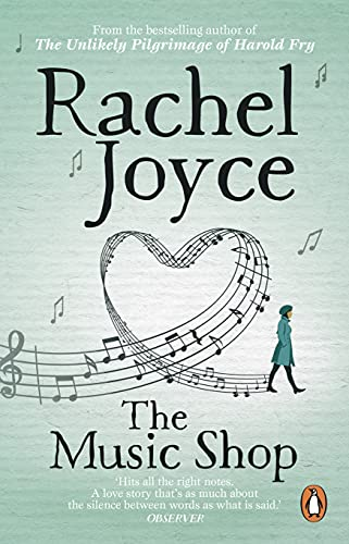 9780552779456: The Music Shop: From the bestselling author of The Unlikely Pilgrimage of Harold Fry
