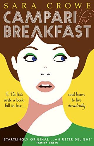 9780552779647: Campari for Breakfast