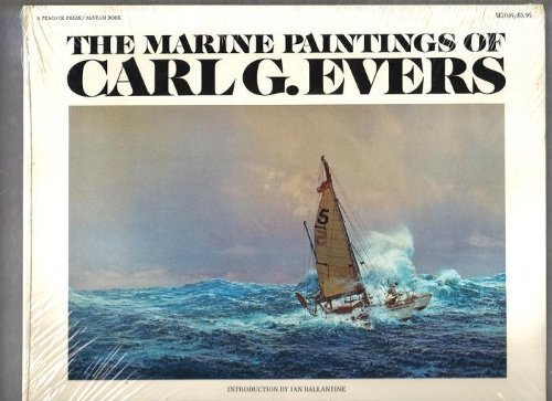9780552910040: The Marine Paintings of Carl G. Evers