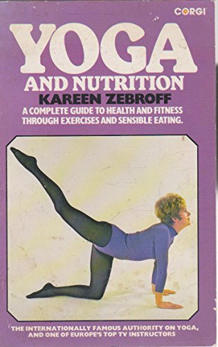9780552980586: Yoga and Nutrition