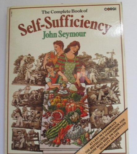 9780552980661: The Complete Book of Self-Sufficiency