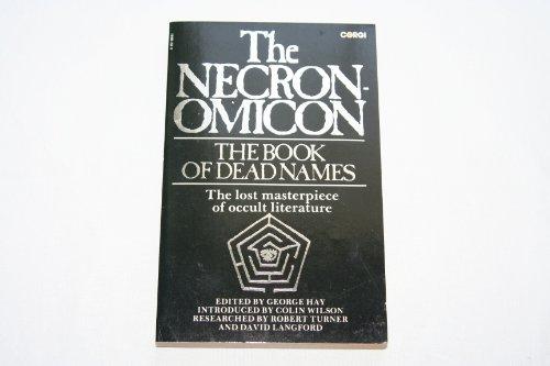 9780552980937: The Necronomicon