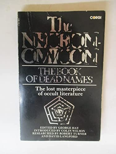 The Necronomicon: Hay, George (ed.)