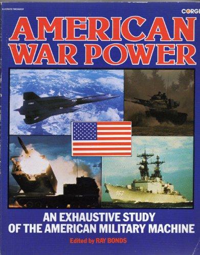 9780552982023: American War Power