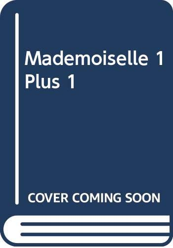 9780552984799: Mademoiselle 1 Plus 1