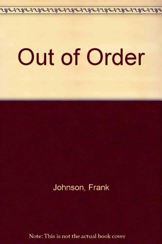 9780552990530: Out Of Order