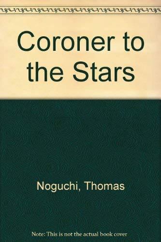 9780552990806: Coroner to the Stars