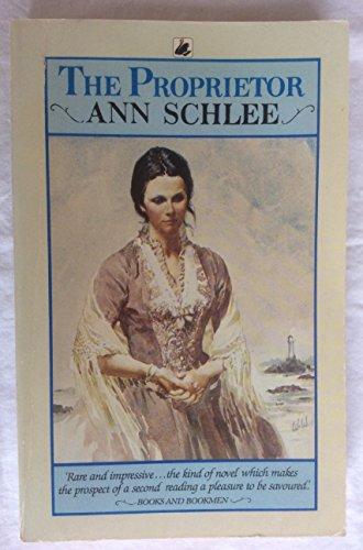The Proprietor (Black Swan S.): Ann Schlee