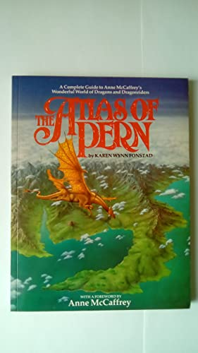 9780552991483: Atlas of Pern