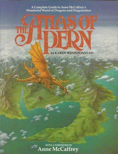 9780552991483: Atlas of Pern