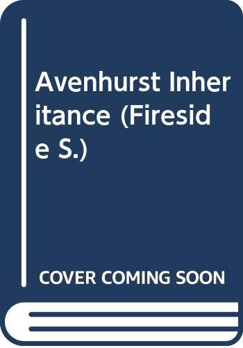 9780552991711: Avenhurst Inheritance (Fireside)