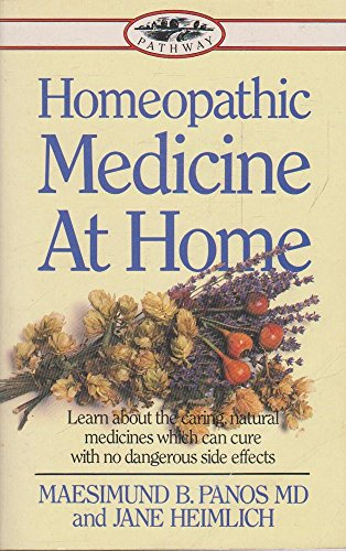 9780552992442: Homeopathic Medicine at Home