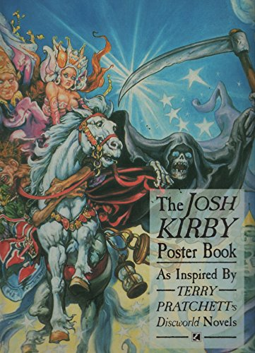 9780552993821: Josh Kirby Poster Book