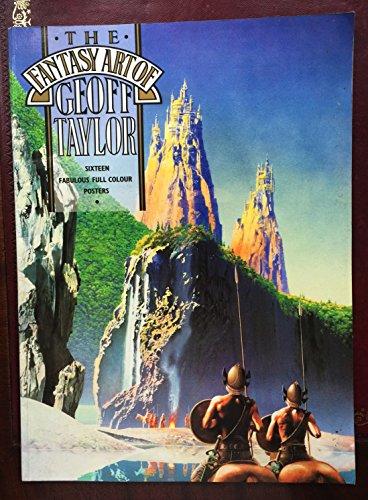 9780552993944: The Fantasy Art of Geoff Taylor