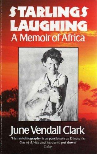 9780552994262: Starlings Laughing a Memoir of Africa