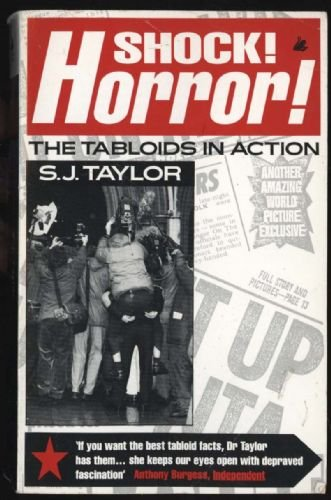 9780552994330: Shock! Horror! : The Tabloids in Action