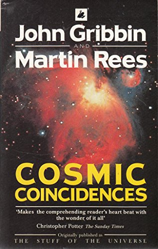 9780552994439: Cosmic Coincidences