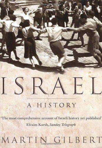 9780552995450: Israel: A History