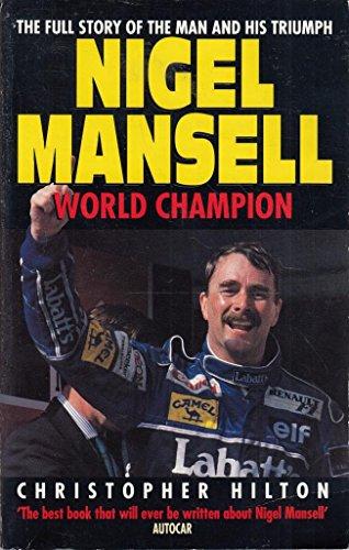 9780552995566: Nigel Mansell