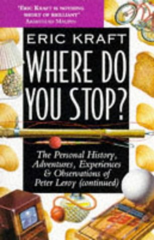 9780552996136: Where Do You Stop?