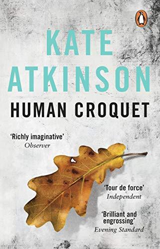 9780552996198: Human Croquet