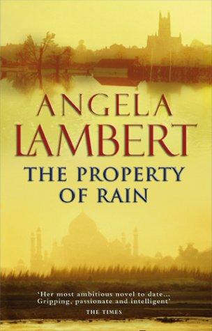 9780552997386: The Property of Rain