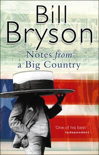 9780552997867: Notes From A Big Country: Journey Into the American Dream (Roman)