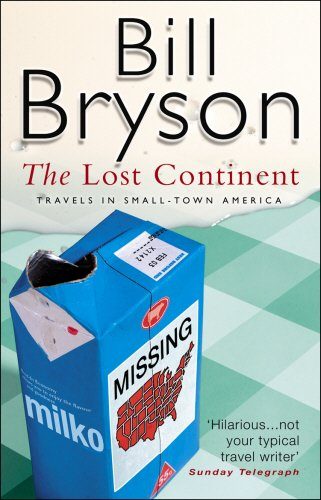 9780552998086: The Lost Continent: Travels in Small Town America (Roman)