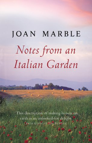 9780552998413: Notes from an Italian Garden