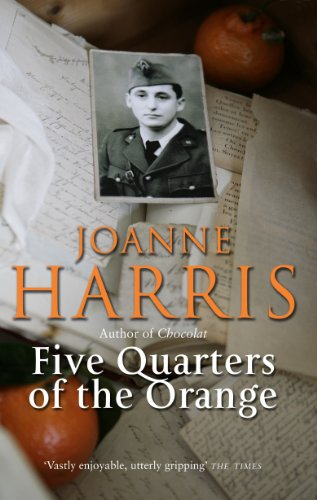Five Quarters of the Orange: Harris, Joanne (SIGNED)