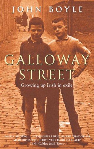 9780552999144: Galloway Street: Growing Up Irish in Exile