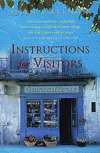 9780552999281: Instructions for Visitors: Life and Love in a French Town