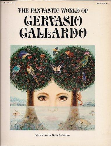 9780553010374: THE FANTASTIC WORLD OF GERVASIO GALLARDO
