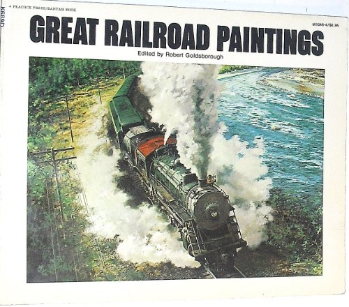 9780553010480: Great Railroad Paintings