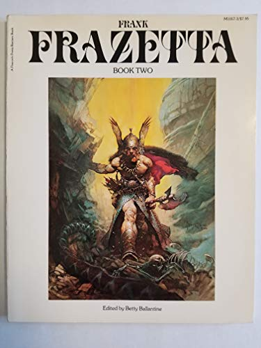 9780553010572: Frank Frazetta Book Two