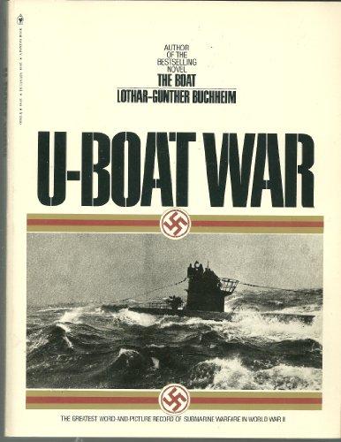9780553010626: U-BOAT WAR