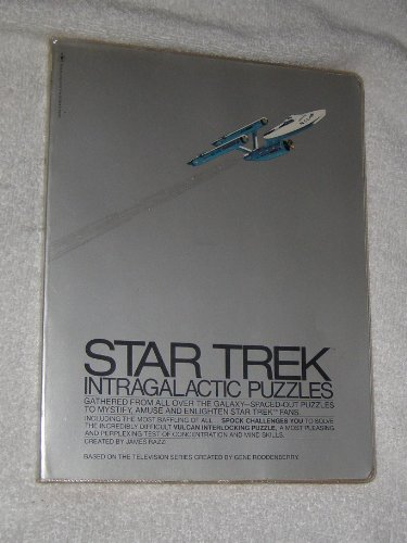 Star Trek Intragalactic Puzzles (0553010832) by James Razzi