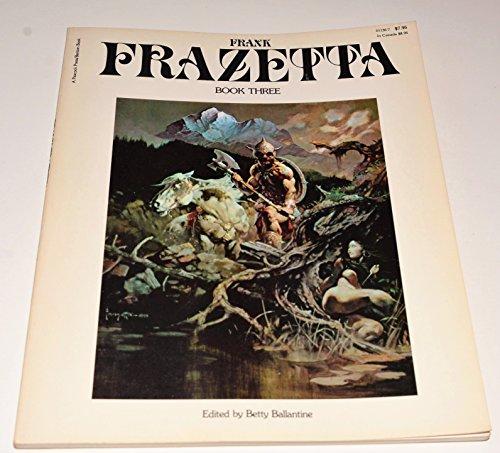 9780553011364: Frank Frazetta Book Three