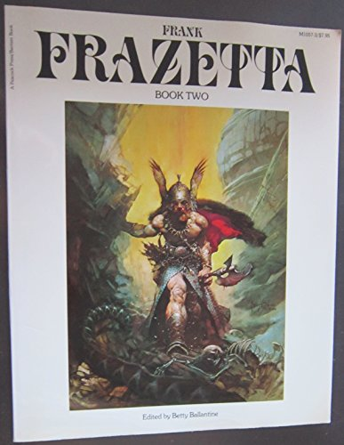 9780553012118: Frank Frazetta, Book Two