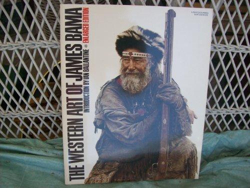 9780553012422: Western Art of Jim Bama
