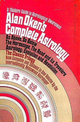 9780553012620: Alan Okens Complete Astrology