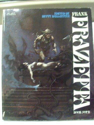 9780553012675: Frank Frazetta Book Four 1ST Edition