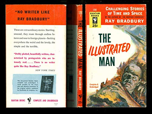 9780553012828: The Illustrated Man