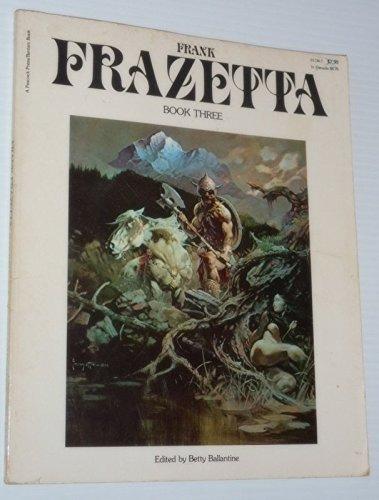 9780553013450: Frank Frazetta, Book 3