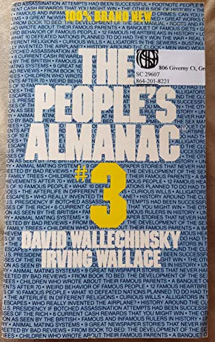 9780553013528: People's Almanac, No.3