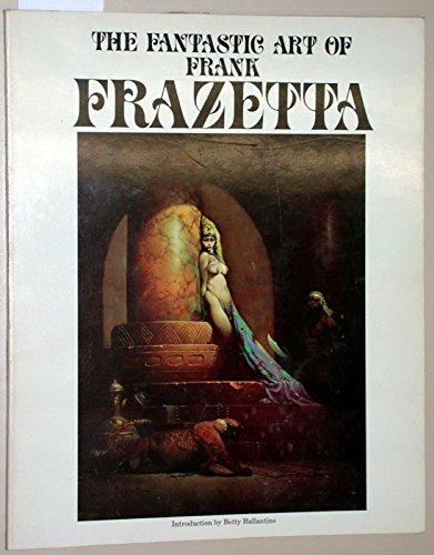 9780553014051: Frank Frazetta- Book 4