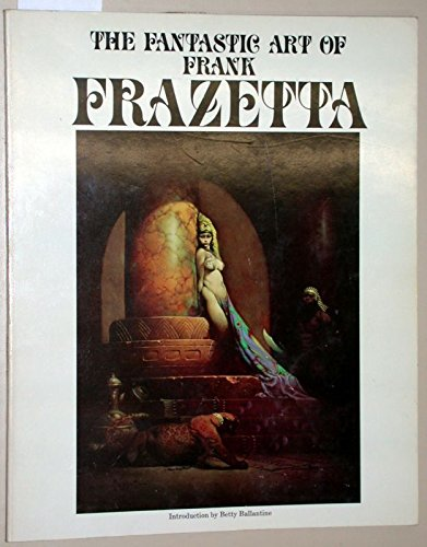 9780553014051: Frank Frazetta, Book 4