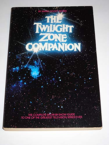 The Twilight Zone Companion, Marc Scott Zicree
