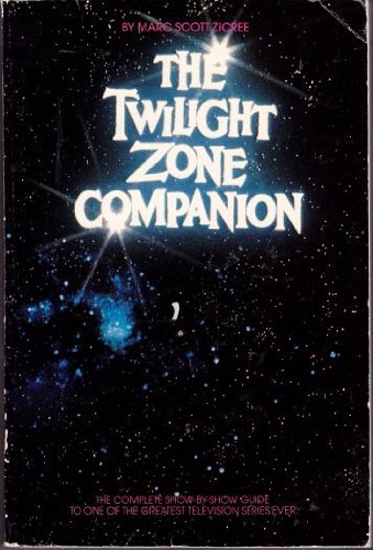 9780553014167: The Twilight Zone Companion
